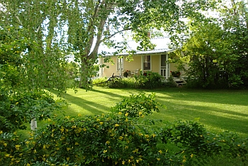 Northhill Cottage in Eastend Saskatchewan